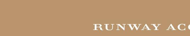 RUNWAY ACCESSORIES