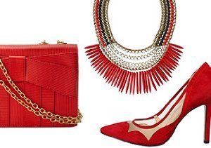Red Hot: Outfits & Accessories