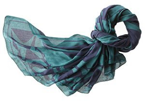 Wrapped in Style: Printed Scarves