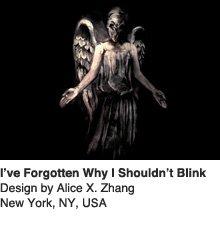 I've Forgotten Why I Shouldn't Blink