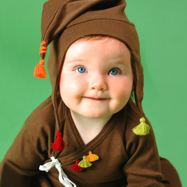 Organically Adorable: Kids' Apparel