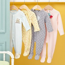 All Adorable: Footies From $7.99