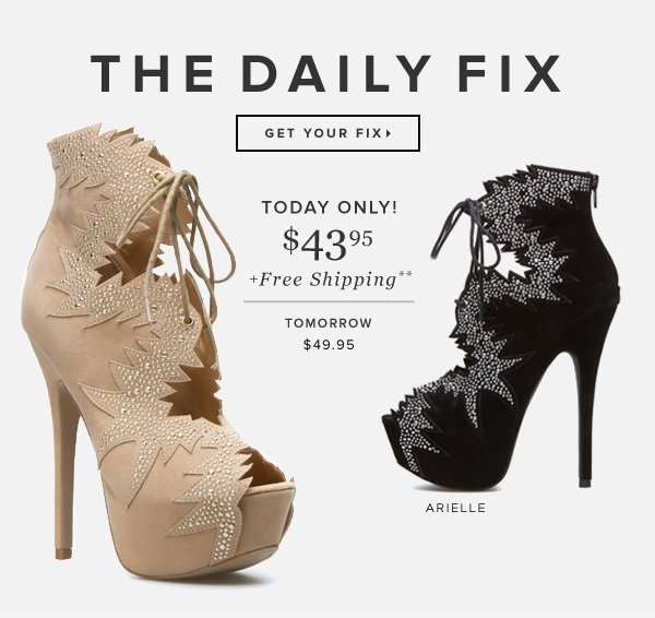 The Daily Fix - - Get Your Fix