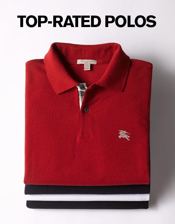 TOP-RATED POLOS