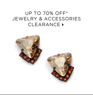 Up To 70% Off* Jewelry & Accessories Clearance