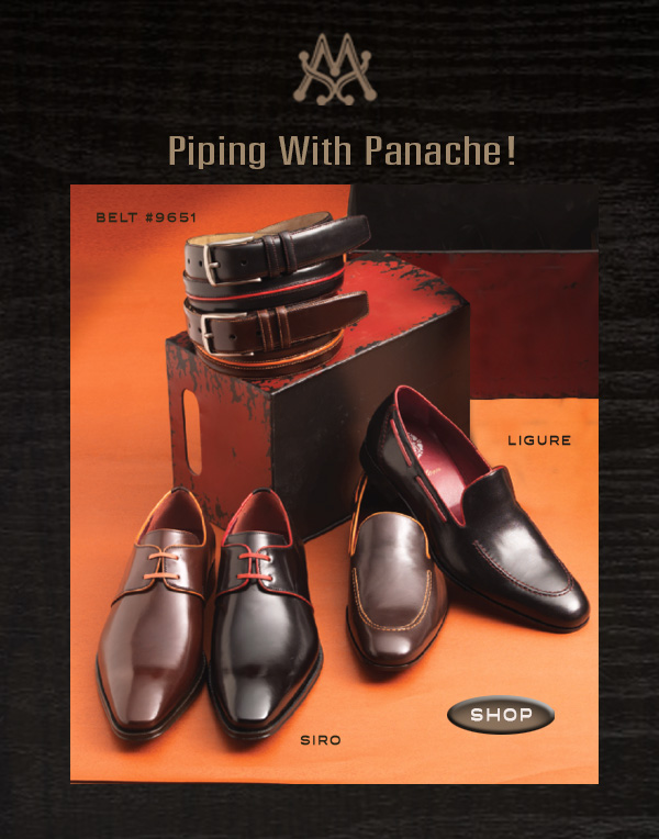 Piping With Panache