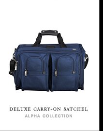 Deluxe Carry-on Satchel - Shop Now