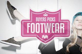 Buyer's Picks: Footwear