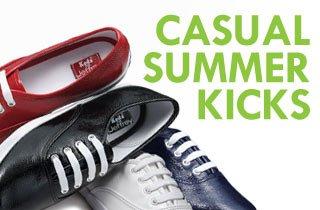 Casual Summer Kicks