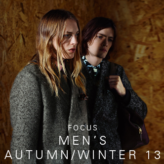 Focus   Men's Autumn/Winter 13