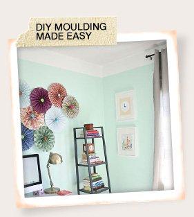 DIY Moulding Made Easy