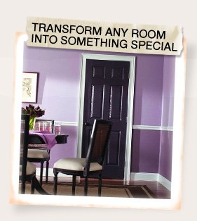 Transform Any Room into Something Special