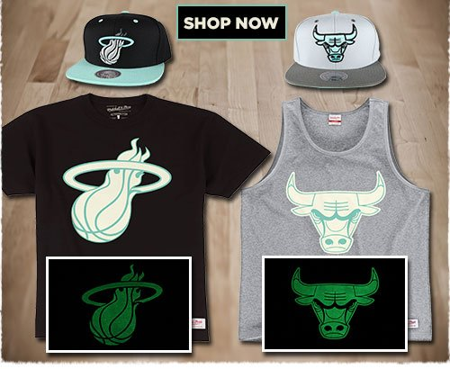 Heat and Bulls Special Release - Shop Now
