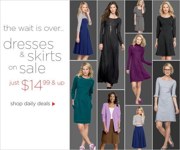 Dresses & Skirts on Sale