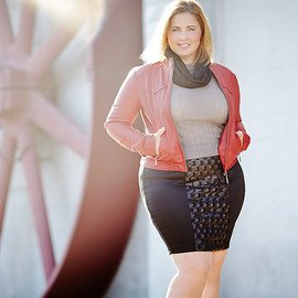 Leather & Lace: Plus-Size Apparel
