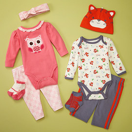 Cuddled Up & Cozy: Infant Sets from $9.99