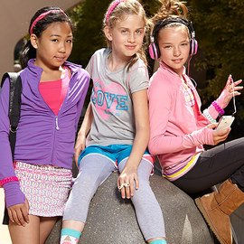 Tween Week: The Sporty Girl