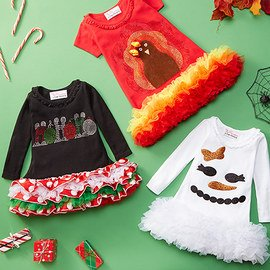 Love to Celebrate: Holiday Apparel