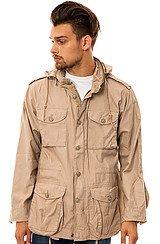 The Vintage M-65 Field Jacket in Khaki