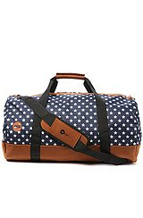 The Stars Duffle Bag in Navy