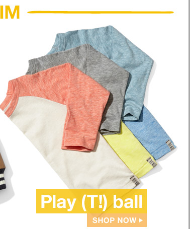 Play (T!) ball! | SHOP NOW