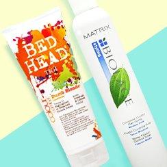 Hair Care: Bed Head, Catwalk, Fekkai & More