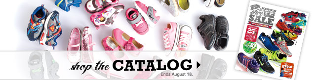 SHOP THE CATALOG. Ends August 18.