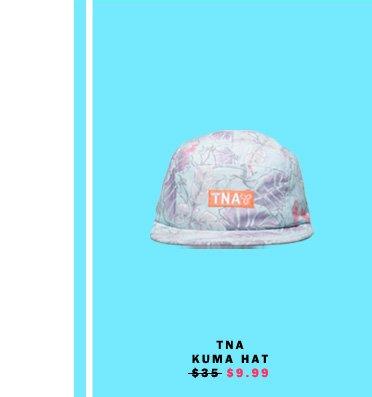 TNA Kuma Hat