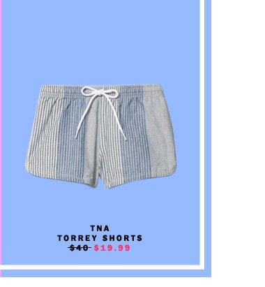 TNA Torrey Shorts