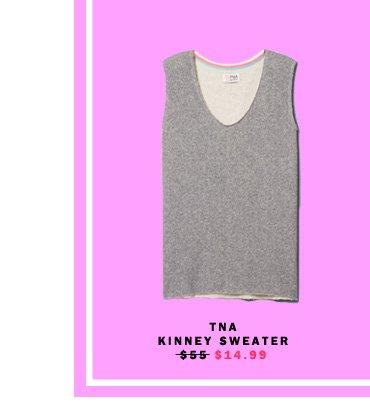 TNA Kinney Sweater