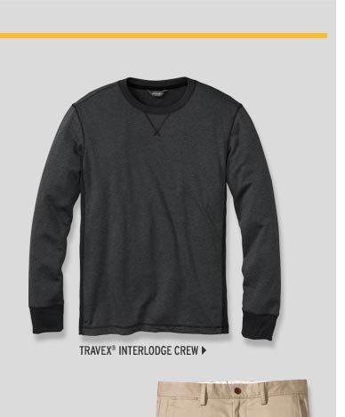Travex® Interlodge Crew Shirt