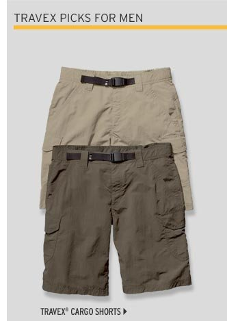 Travex® Cargo Shorts