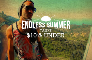 Tanks $10 & Under