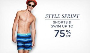 Shorts & Swim Up To 75% Off | Shop Now