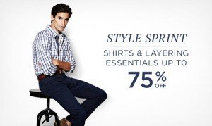 Shirts & Layering Esstentials Up To 75% Off | Shop Now
