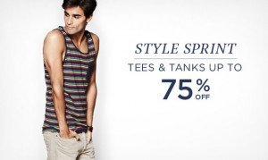 Tees & Tanks Up To 75% Off | Shop Now