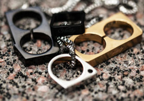 Shop Structured Metal Jewelry ft. Vitaly