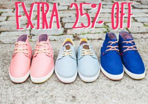 Shop Summer Clearance: Extra 25% OFF