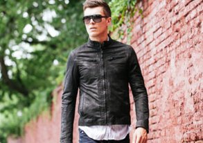 Shop Fall Preview: Rogue Leather Jackets