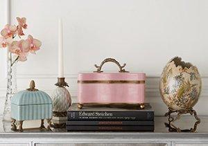 From the Orient: Porcelain Décor & More