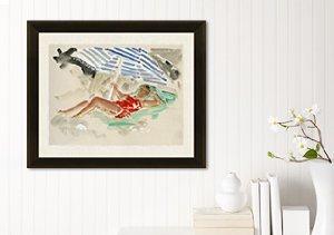 Isabelle de Borchgrave: Framed Art