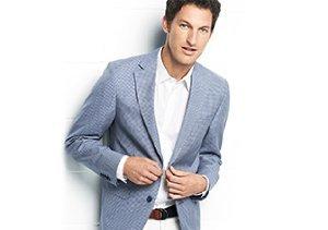 Dapper Essentials: Sportcoats & Blazers