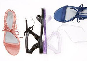 Most Coveted Sandals: Flats