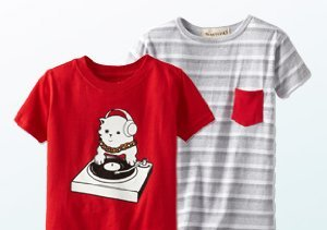 The T-Shirt Shop for Kids