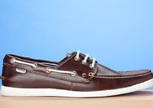 Dockside Debonair: Boat Shoes