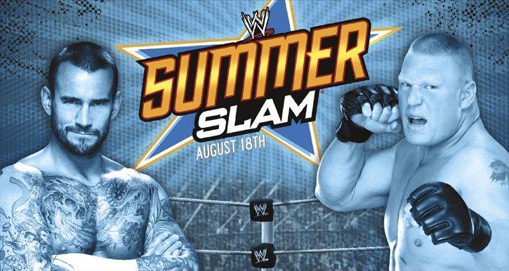 SUMMER SLAM - AUGUST 18TH