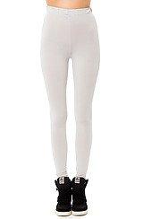 All Day Basic Legging in Grey Heather