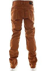 Ricky Jeans in Tobacco