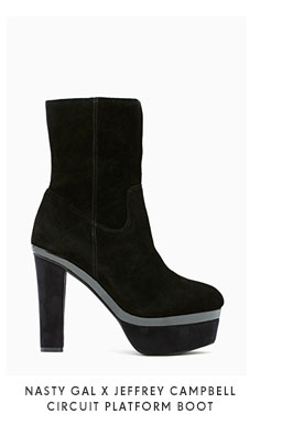 Jeffrey Campbell Circuit Platform Boot