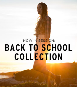 Now in session: Back to School Collection